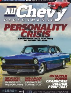 All Chevy Performance – October 2021
