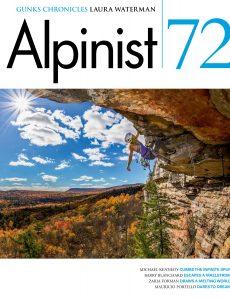 Alpinist – Issue 72 – Winter 2020-2021