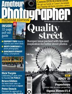 Amateur Photographer – 25 September 2021