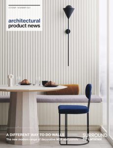 Architectural Product News – October 2021