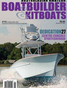 Australian Amateur Boat Builder – Issue 115 – October-November-December 2021
