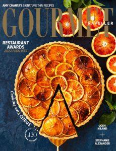 Australian Gourmet Traveller – October 2021