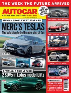 Autocar UK – 08 September 2021