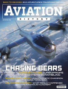 Aviation History – November 2021