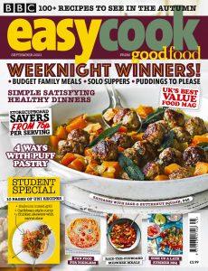 BBC Easy Cook UK – September 2021