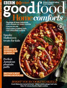 BBC Good Food UK – October 2021