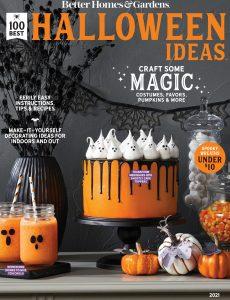BH&G 100 Best Halloween Ideas – Edition 2021