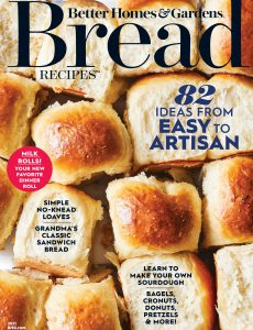BH&G Best Bread Recipes – August 2021