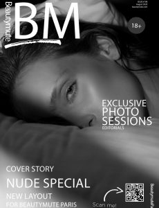 Beautymute Magazine – Nude Special – Issue 198 August 2020