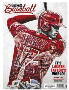 Beckett Baseball – November 2021