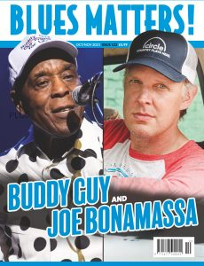 Blues Matters! – Issue 122 – October-November 2021