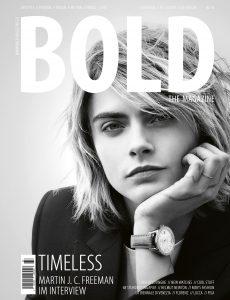 Bold The Magazine – 06  September 2019