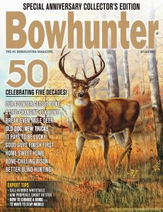Bowhunter – October 2021