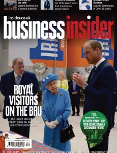 Business Insider – July-August-September 2021