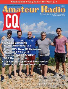 CQ Amateur Radio – September 2021
