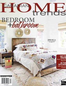 Canadian Home Trends – Bed and Bath 2021