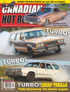 Canadian Hot Rods – August-September 2021