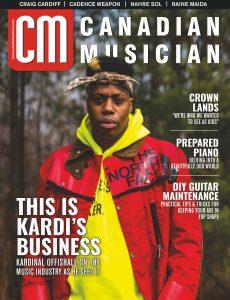 Canadian Musician – September-October 2021