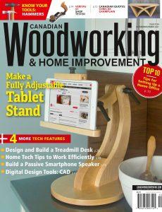 Canadian Woodworking & Home Improvement – Oct-Nov 2021