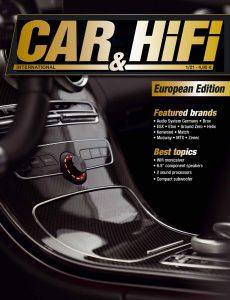 Car&HiFi International – Issue 01, 2021