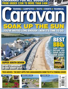 Caravan Magazine – August 2021