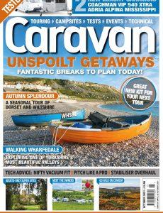 Caravan Magazine – October 2021