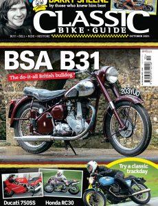Classic Bike Guide – October 2021