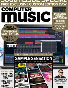 Computer Music – Autumn 2021