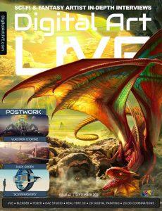 Digital Art Live – Issue 61 September 2021