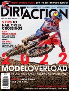 Dirt Action – August-September 2021