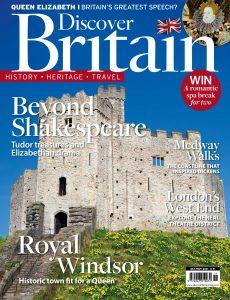 Discover Britain – October-November 2021