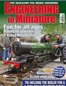 Engineering In Miniature – October 2021