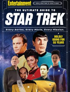 Entertainment Weekly The Ultimate Guide to Star Trek – 2021