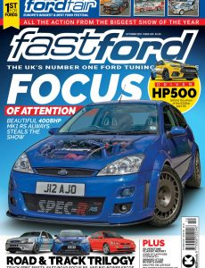 Fast Ford – October 2021