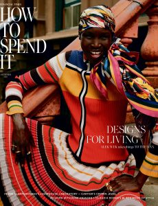 Financial Times How to Spend It – September 4, 2021