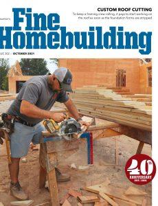 Fine Homebuilding – October 2021