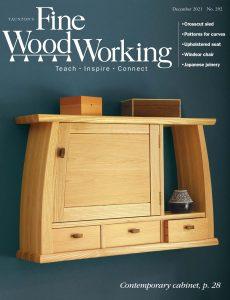Fine Woodworking – December 2021