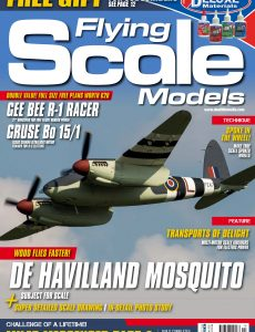 Flying Scale Models – Issue 263 – October 2021