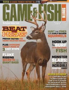 Game & Fish South – October 2021