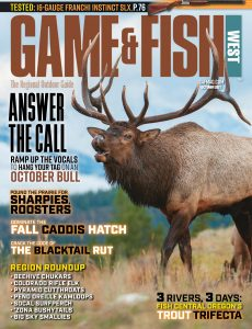 Game & Fish West – October 2021
