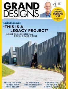 Grand Designs UK – October 2021