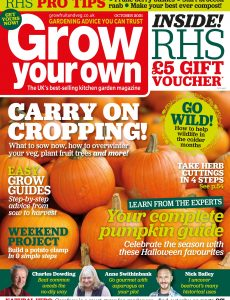 Grow Your Own – October 2021