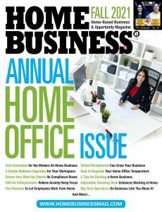 Home Business Magazine – September 2021