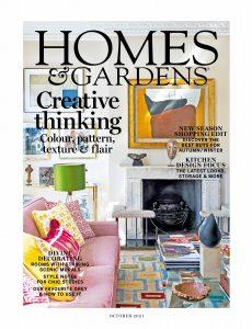 Homes & Gardens UK – October 2021