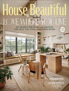 House Beautiful USA – October 2021