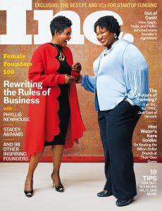 Inc  Magazine – October 2021