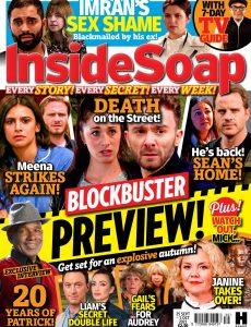 Inside Soap UK – 25 September 2021