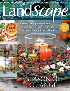 Landscape UK – November 2021