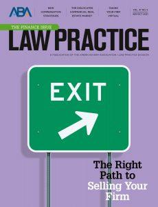 Law Practice – September-October 2021