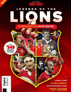 Legends of the Lions – First Edition, 2021